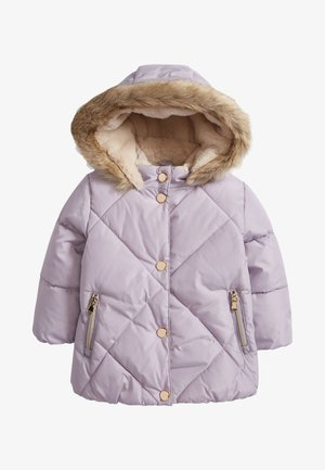 Winter jacket - purple