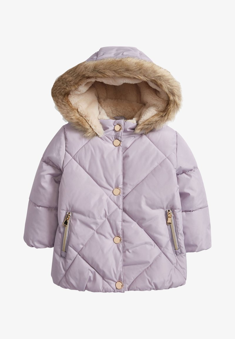 Next - Winter jacket - purple