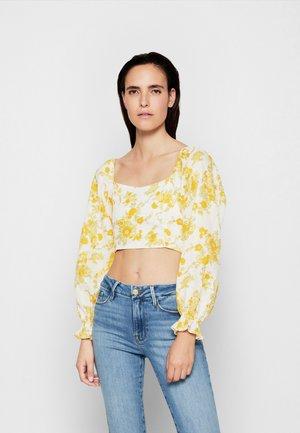 CARMODY - Blouse - yellow