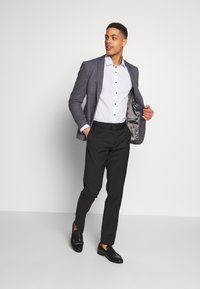 Esprit Collection - SOFT TWO TONE - Suit jacket - grey - 1