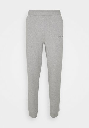 NORSBRO TROUSERS - Tracksuit bottoms - grey