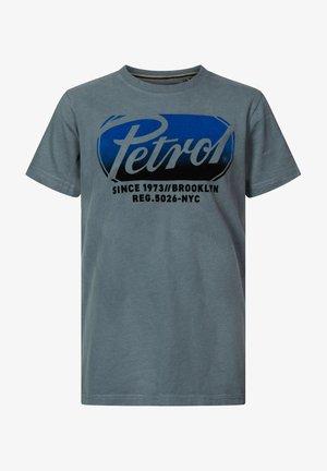 T-shirt print - dark slate