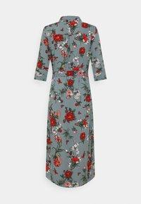ONLY Petite - ONLNOVA LIFE DRESS - Maxi dress - balsam green/glory garden - 1