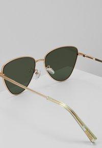 Le Specs - ECHO - Sunglasses - matte gold-coloured/ khaki - 2