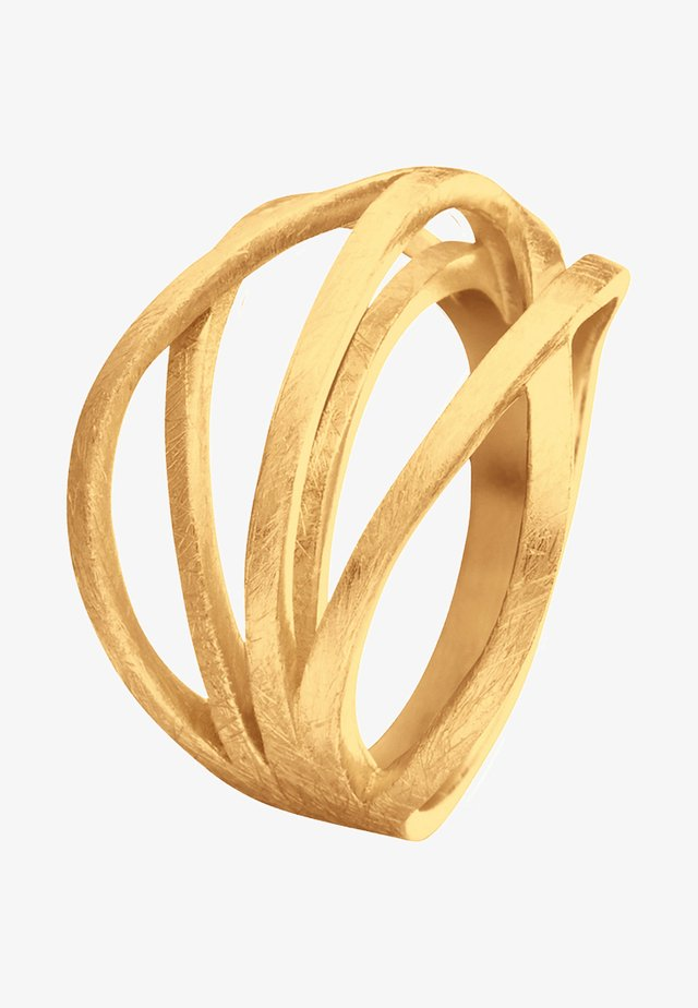 ARCUS  - Bague - gold-coloured