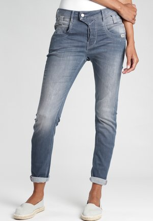 MARGE  - Slim fit jeans - basic dark vintage