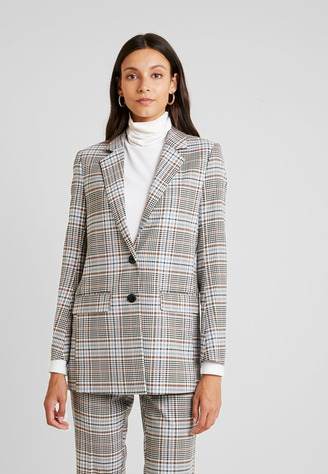 MACKENNA JA - Manteau court - multicolor