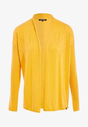 Cardigan - jaune