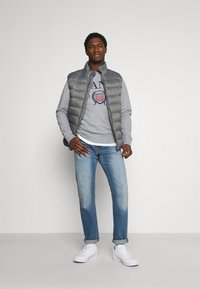 GANT - Sweatshirt - grey melange - 1