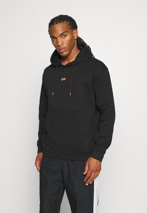CREEK HOOD - Luvtröja - black