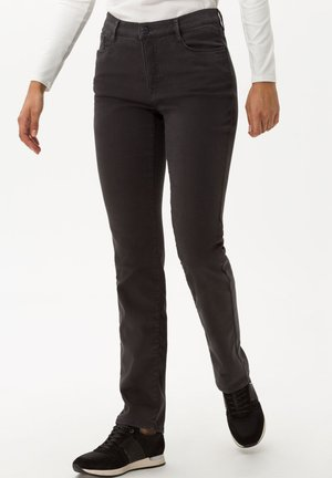 STYLE CAROLA - Trousers - grey
