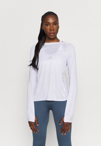 adidas Performance - REFLECTIVE - Camiseta de deporte - grey - 3