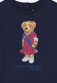 Polo Ralph Lauren - BEAR SET - Jersey dress - newport navy - 3