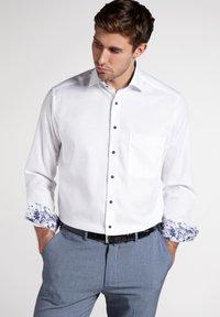 Eterna - COMFORT FIT - Shirt - white - 0