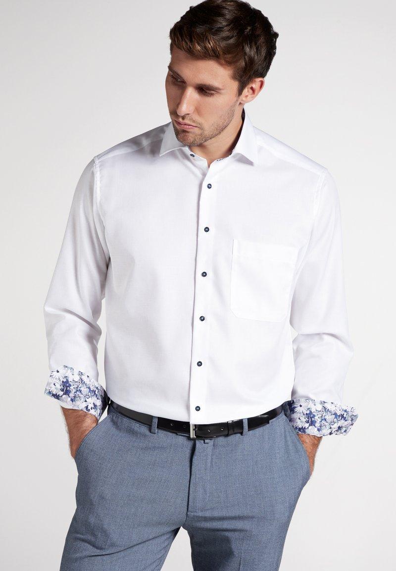 Eterna - COMFORT FIT - Shirt - white