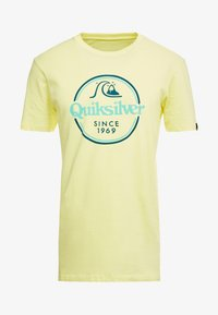 WORDSREMAINSS - Print T-shirt - charlock
