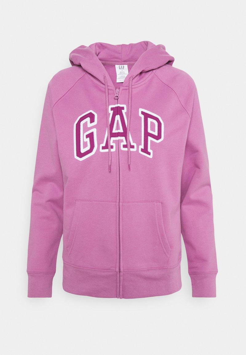 GAP - FASH - Zip-up hoodie - purple clover