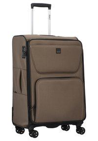Stratic - BENDIGO - Wheeled suitcase - brown - 4