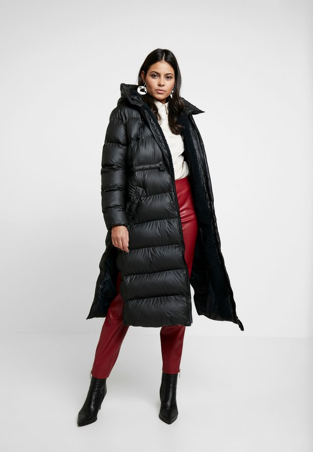 WOMENS ORIGINAL PUFFER COAT - Cappotto invernale - black