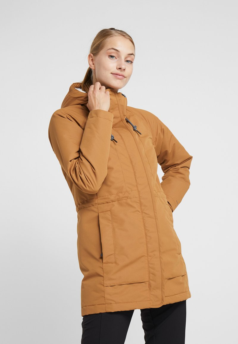 Columbia - SOUTH CANYON - Parka - camel brown