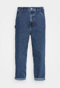 BDG Urban Outfitters - CARPENTER - Straight leg -farkut - dark vintage - 4