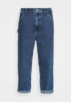 CARPENTER - Straight leg jeans - dark vintage