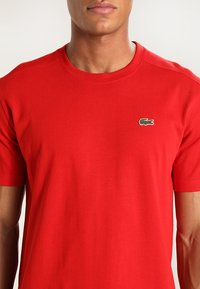 Lacoste Sport - CLASSIC - T-shirts basic - red - 3
