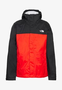 The North Face - MENS VENTURE 2 JACKET - Kurtka hardshell - fiery red/black - 5