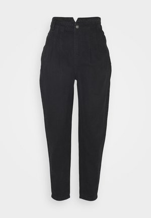 BYKATO BYLORAX  - Jean boyfriend - black denim