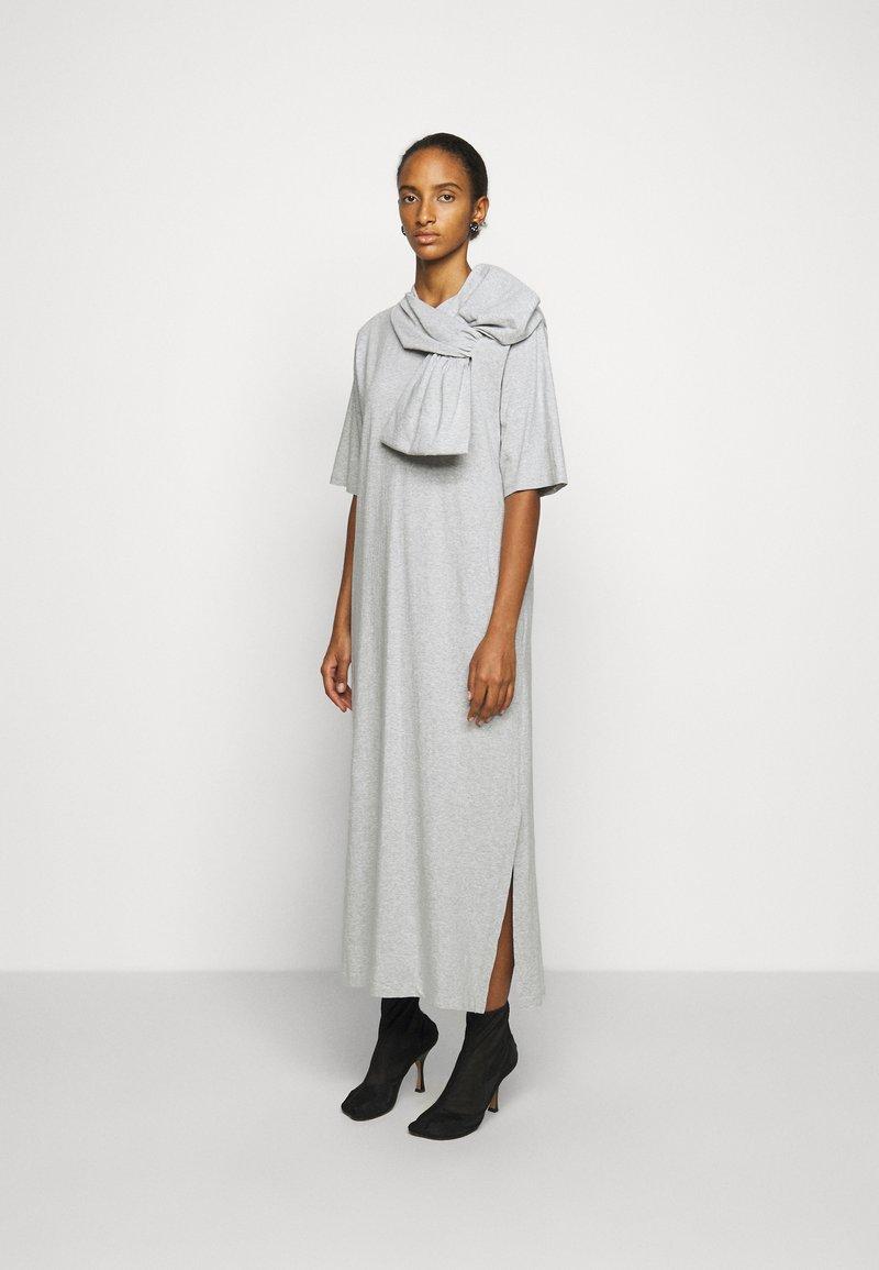 MM6 Maison Margiela - Vestido ligero - grey