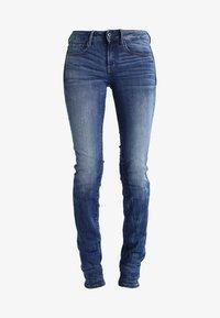 G-Star - 3301 MID STRAIGHT  - Straight leg jeans - elto superstretch - 6