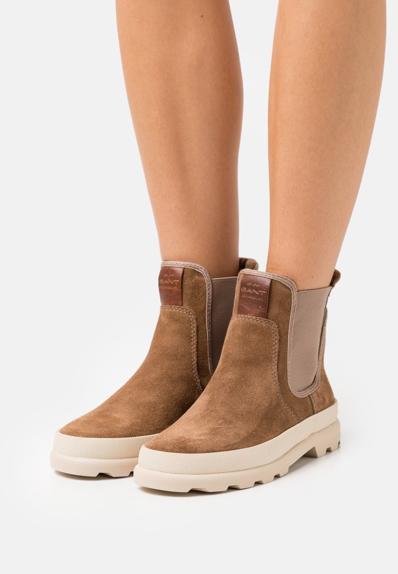 GANT - FRENNY - Classic ankle boots - brown