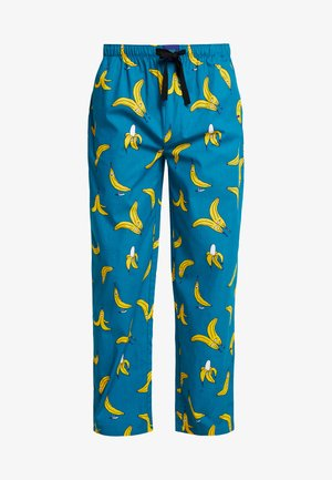 PANT BANANAS - Pyjama bottoms - ocean