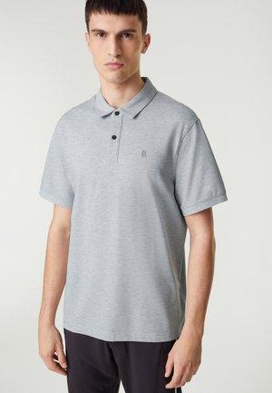 TIMO - Poloshirt - hellgrau