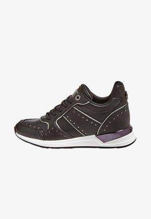 REJJY NIETEN - Sneakers laag - black