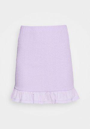 VIHAGEN SHORT FESTIVAL SKIRT - Minifalda - lavender
