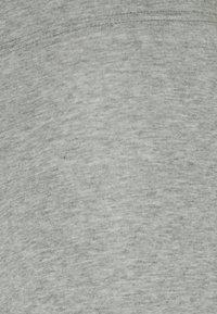 Nike Sportswear - Leggings - grey heather/white - 5