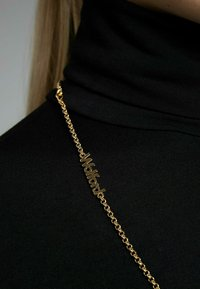 Wolford - Necklace - gold - 1