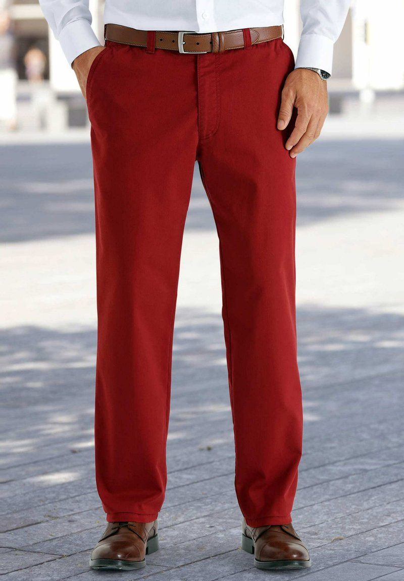 Babista - Trousers - rot