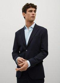 Mango - Formal shirt - sky blue - 4