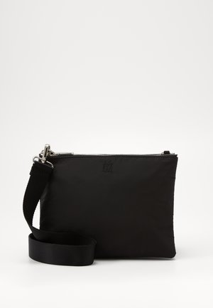 TRAVEL CROSSBODY BAG - Skulderveske - black