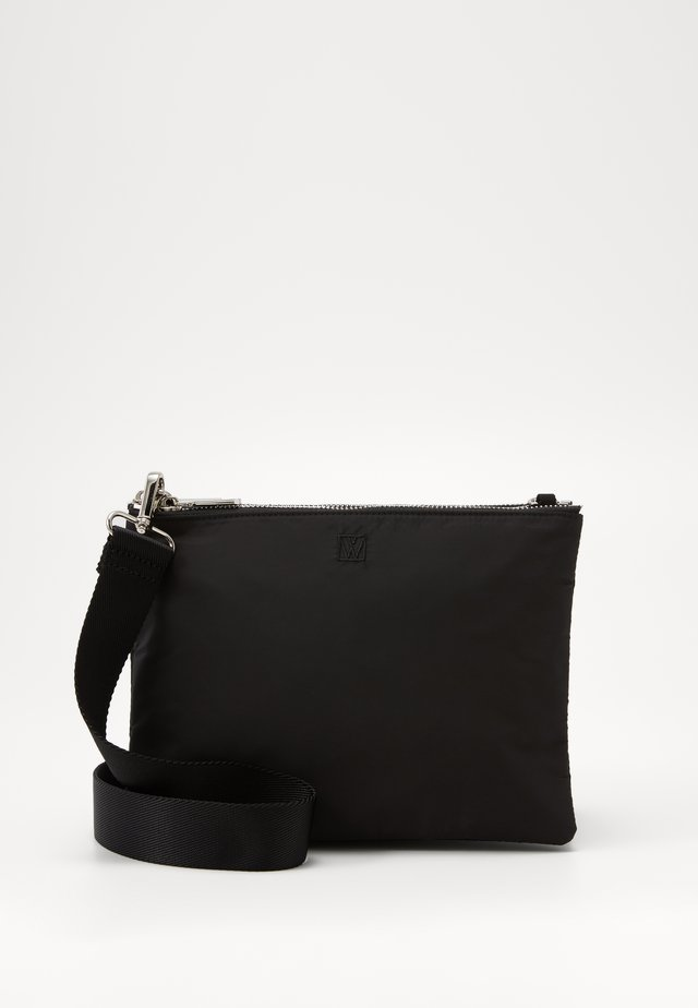 TRAVEL CROSSBODY BAG - Sac bandoulière - black