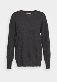 pure cashmere - LOOSE FIT - Trui - graphite - 0