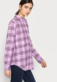 Gap Tall - EVERYDAY  - Button-down blouse - purple - 3