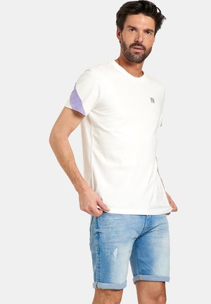 TIAGO - T-shirt basic - white