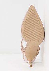 New Look - SPECTACLE - Escarpins à talons hauts - rose gold - 6