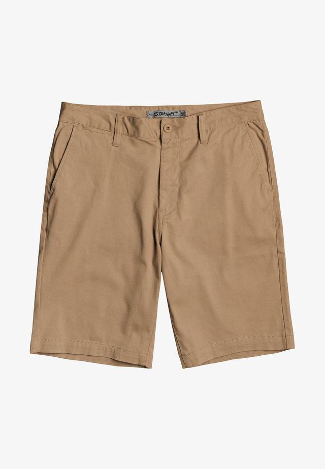 WORKER - Shorts - khaki