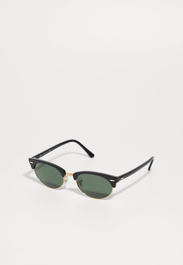 CLUBMASTER UNISEX - Sonnenbrille - shiny black
