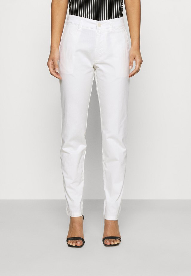 MAD - Kalhoty - off-white