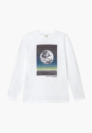 TEENAGER - Long sleeved top - white